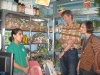 A visit to the organic farmers coop store in La Trinidad, Benguet